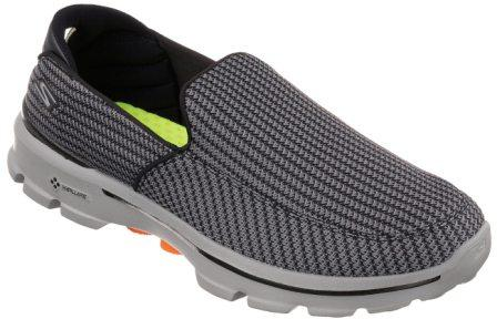 Skechers Performance Mens Go Walk 3 Slip-On
