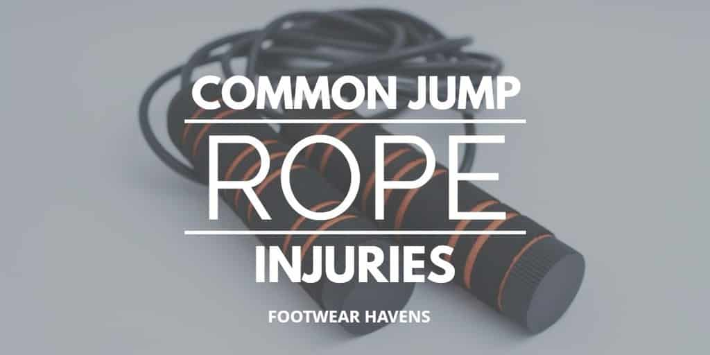 common jump rope injuries