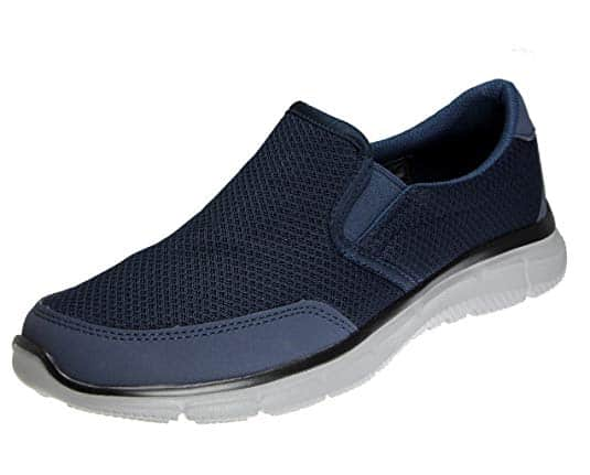 Sketchers Equalizer Persistent Slip-on Sneakers