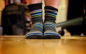 Put on Socks