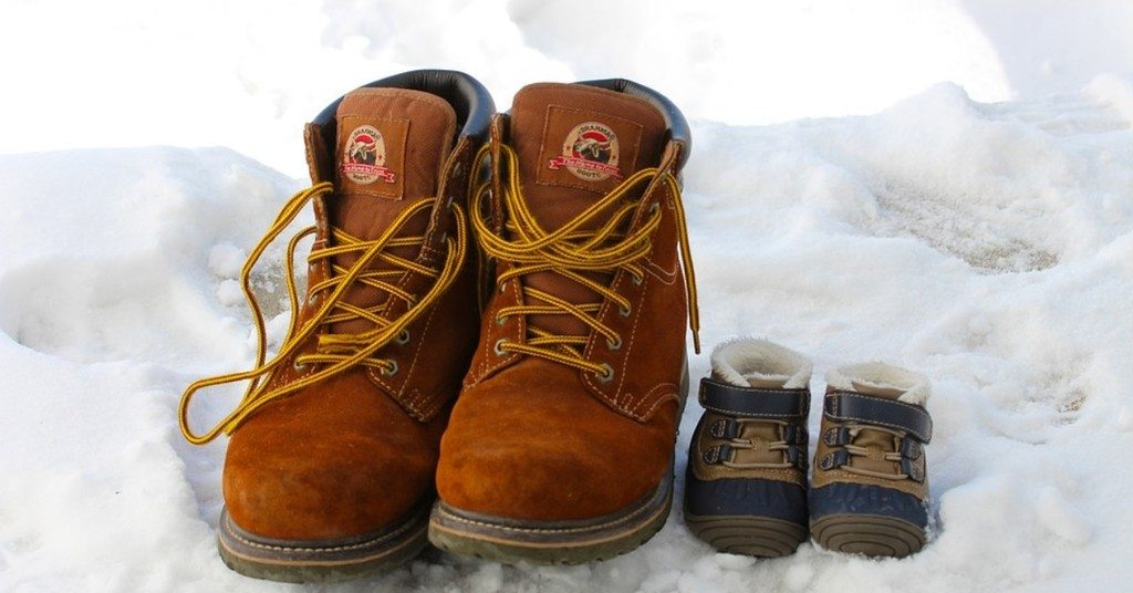 buying winter boots