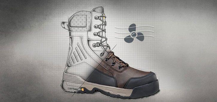 breathable shoe